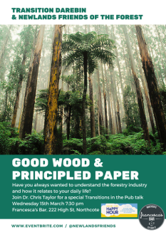 Good wood and Principled Paper